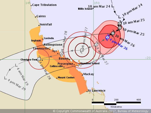 cyclone warning qld - photo #17